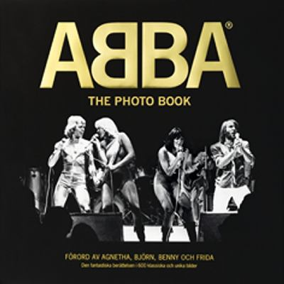 ABBA - the photo book