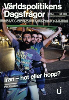 Iran - hot eller hopp?