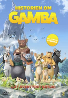 The tale of Gamba the mouse [Videoupptagning] = Historien om Gamba