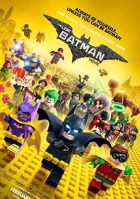 The Lego Batman movie [Videoupptagning]