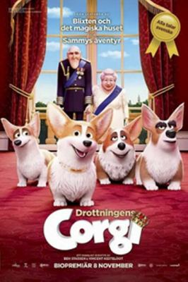 The queen's corgi [Videoupptagning]