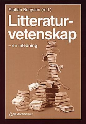Litteraturvetenskap